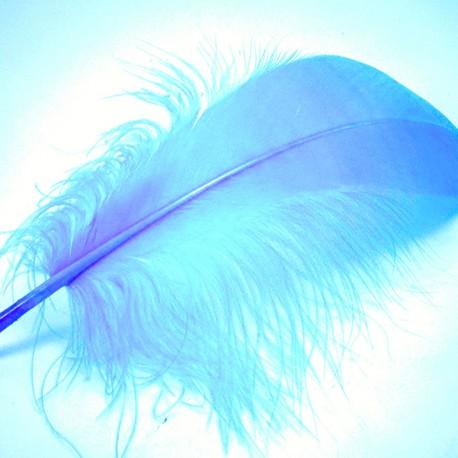 pluma oca HARELINE azul