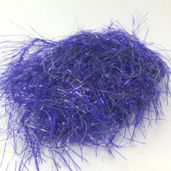 dyed Uv polar chenille purple uv