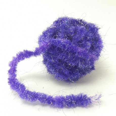 ice Dub Chenille purple