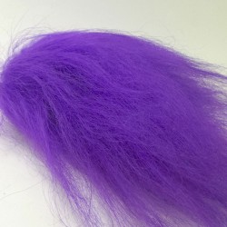 icelandic sheep hair purple