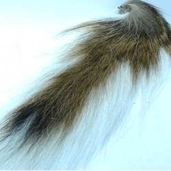 bucktail HARELINE blanco