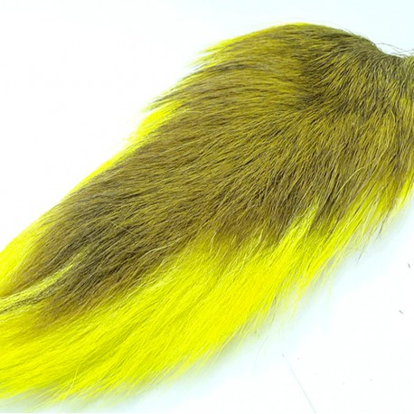 bucktail HARELINE amarillo
