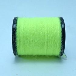 hilo peludo UNI-YARN chartreuse