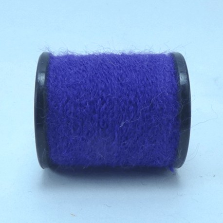 hilo peludo UNI-YARN purple