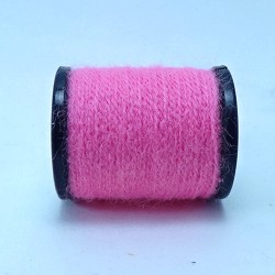 hilo peludo UNI-YARN Lt. pink