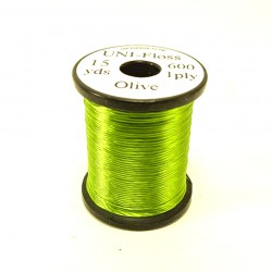 hilo UNI-FLOSS green highlander