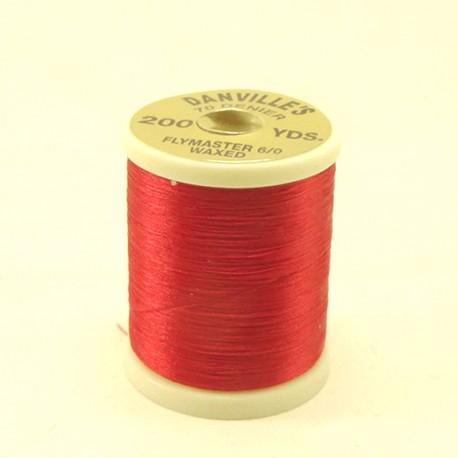 Hilo Danville's 6/0 rojo