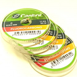 tippet Castor fluorocarbono 0.117