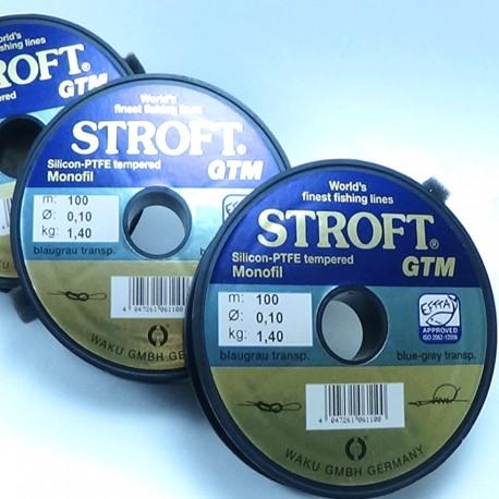 Monofil STROFT 0.08 100m