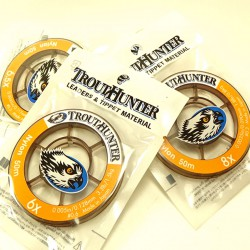 Tippet trout hunter 6.5X 0.117