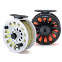 carrete VISION fly Deep 5/6 white