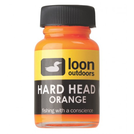 Barniz Hard Head orange
