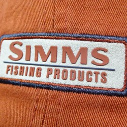 Double Haul Cap simms orange