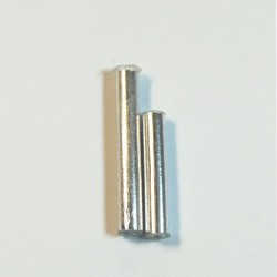 Tubos mosca aluminio 20mm