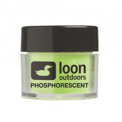 Fly Tying powders phosphorescent