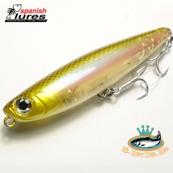 Sparrow 90 ghost shad