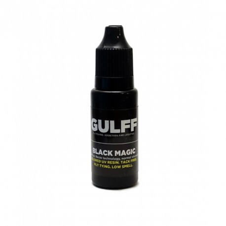 Barniz UV Gulff black