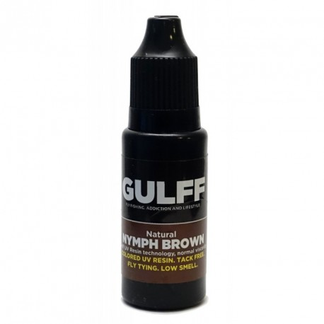 Barniz UV Gulff natural nymph brown