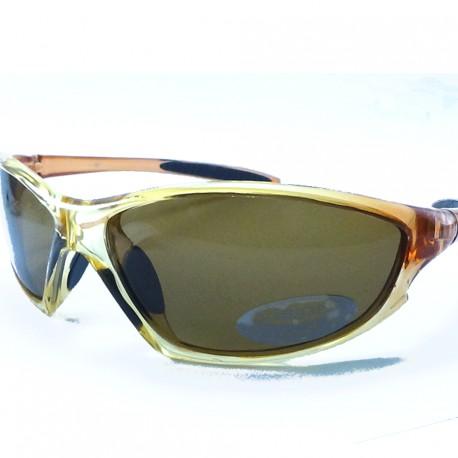 gafa polarizada VISION GT brown