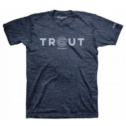 camiseta reel trout simms M