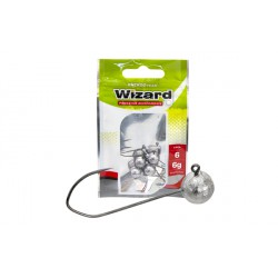wizard jig head 2 g
