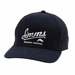 Riprap canvas cap admiral blue