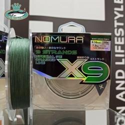 Nomura X9 braid 0.10