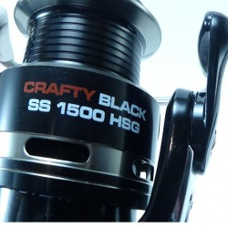 carrete crafty black SS 1500